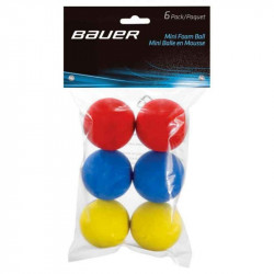 Mini balle Bauer en mousse X6 BAUER HOCKEY