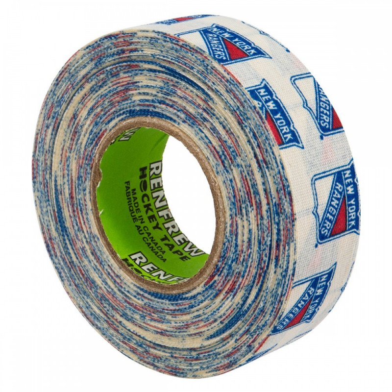 Tape RANGERS NHL RENFREW hockey derby