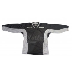 MAILLOT HOCKEY BI-COLOR NOIR SHERWOOD