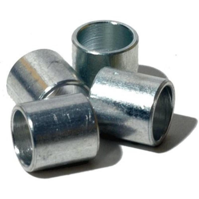 Entretoises 8mm/ 10mm (x4) acier
