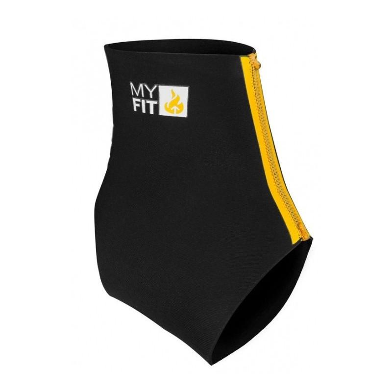 MYFIT 2mm Footies low cut