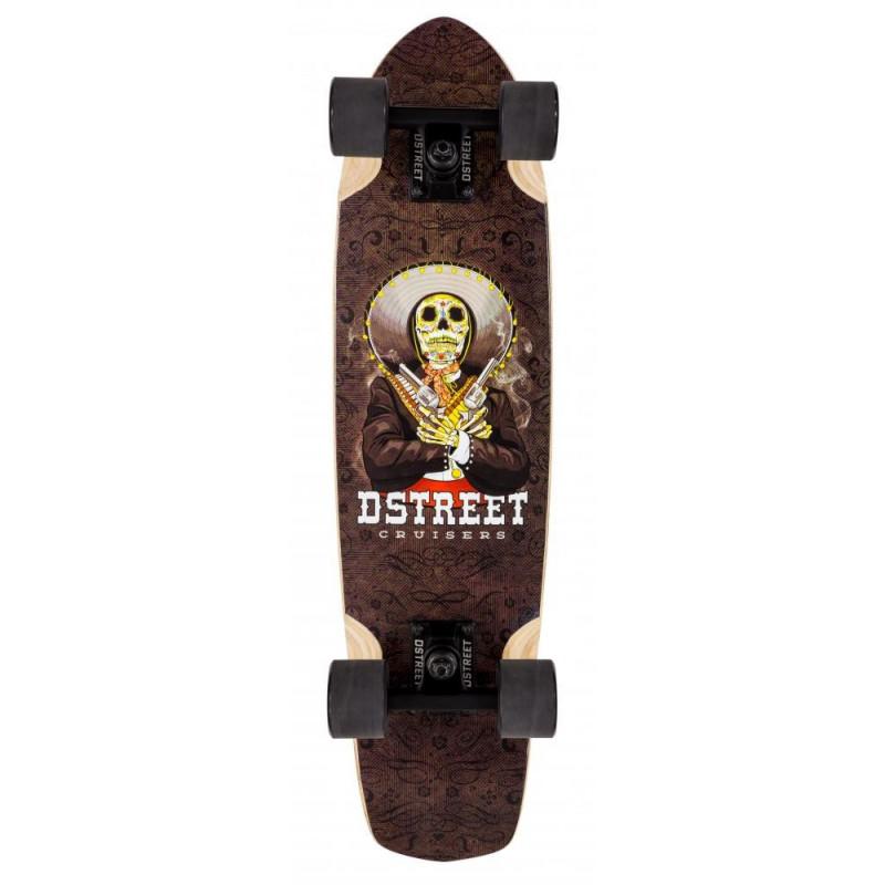 Cruiser Bandito D Street skateboard