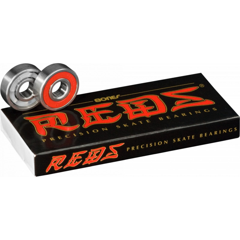 REDZ RED x8 ROULEMENT BONES