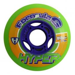 Roue Hyper Formula G Era  74A, roue roller hockey