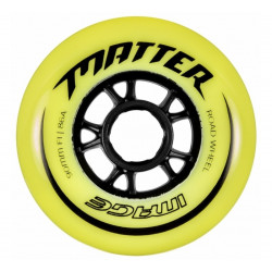 image 90mm roue matter roller
