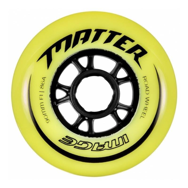 image 90mm roue matter roller