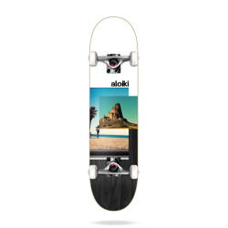 "Rock 7.8"" ALOIKI SKATEBOARD"