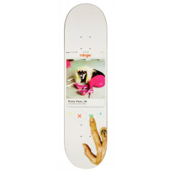 "Minger 8"" PLATEAU Carve Wicked Deck"