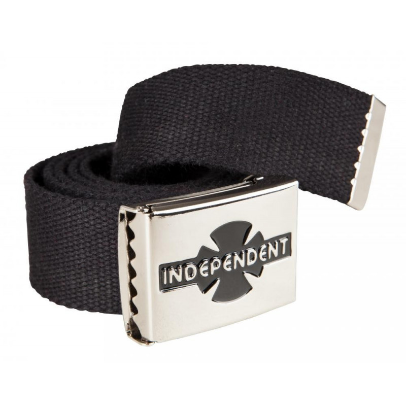 Clipped noir CEINTURE independent