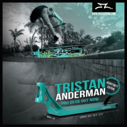 "Tristan Anderman 4,8"" DECK AO SCOOTER"