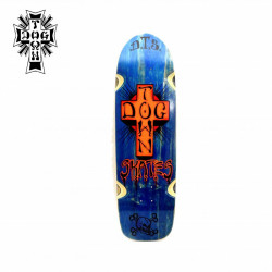 "BIG BOY BLUE 9.375"" DOGTOWN x SUICIDAL deck skate"