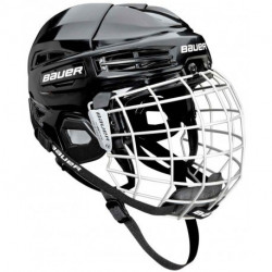BAUER IMS 5.0 COMBO CASQUE HOCKEY