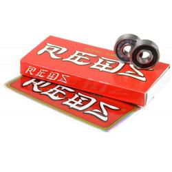 SUPER REDS x8 ROULEMENT BONES