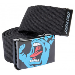 Screaming Hand noie CEINTURE SANTA CRUZ