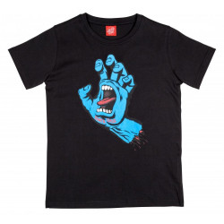 screaming hand Santa Cruz TEE SHIRT