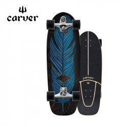 "KNOX QUILL C7 31,25"" CARVER skateboards"