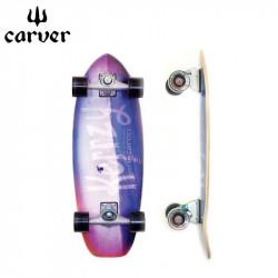 "KERR SNAPPER C7 28"" CARVER skateboards"