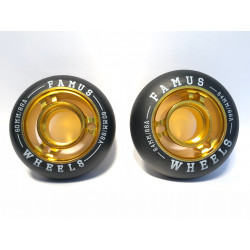 FURIOUS 60mm/88a x4 FAMUS ROUES