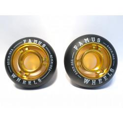 FURIOUS 64mm/88a x4 FAMUS ROUES4