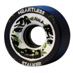 ROUE HEARTLESS STALKER 62MM X 88A NOIR X4