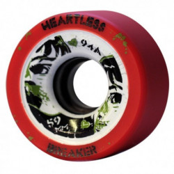 ROUE HEARTLESS BREAKER TANGERINE 62MM X 94A X4