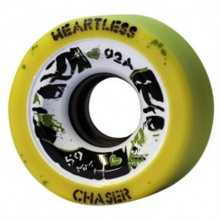 ROUES HEARTLESS CHASER LEMON 62MM 92A X4