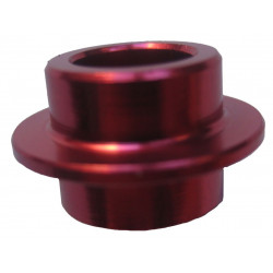 entretoises 8mm long.10,37 POWERSLIDE ROUGE