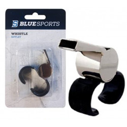 SIFFLET METAL BLUE SPORTS