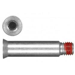 Pièces détachées Roller - Axe platine SEBA FR, Deluxe, igor, high