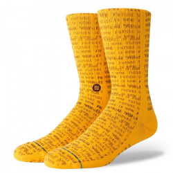 FUTURES GOLD stance SOCKS...
