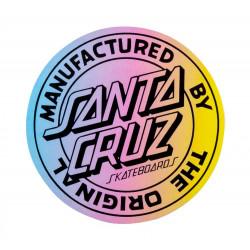 Santa Cruz Sticker MFG Fade...