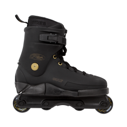 Cult Gold Razors Skates...