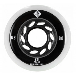 TEAM 68mm/90a X4 USD WHEELS