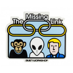 Missing Link Small ALIEN...