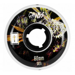 Team Weed II 60mm/90a roue...