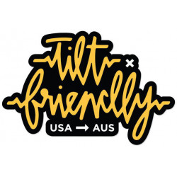 Tilt X Friendly Stickers