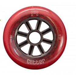 FR GLITTER 85A 110MM ROUE...