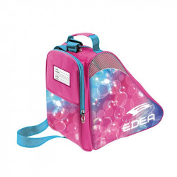 rose Bubble EDEA SAC A PATINS