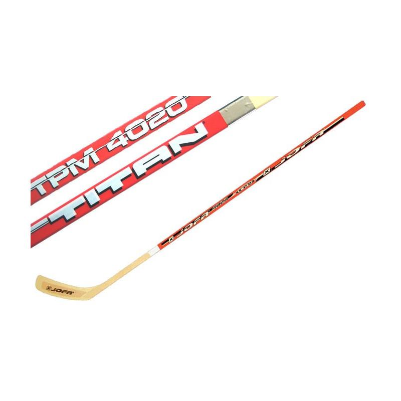 JOFA 4020 - courbe 4 CROSSE abs hockey