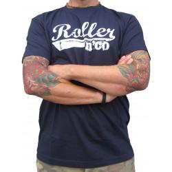 tee shirt roller n co classic navy