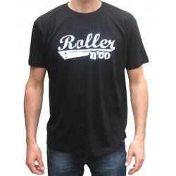 tee shirt roller n co classic NOIR