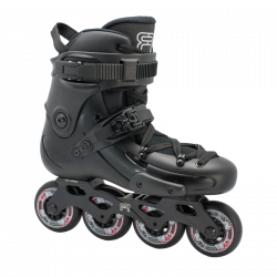 FR3 80 Black FR Skates