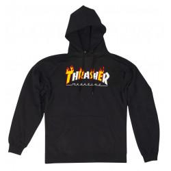 Thrasher Hoody Flame Mag SWEAT