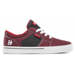 ETNIES KIDS BARGE LS RED NAVY