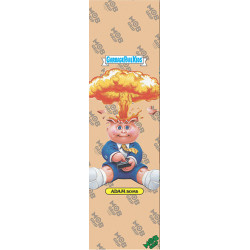 SANTA CRUZ GRIP PLAQUE MOB GARBAGE PAIL KIDS ASSORTED CLEAR