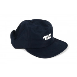Tilt Block Logo Explorer Navy
