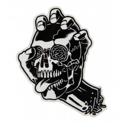 "SCREAMING SKULL 5"" SANTA CRUZ"