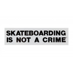 SKATEBOARDING IS NOT A...