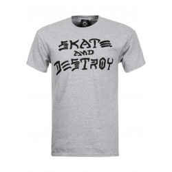 SKATE AND DESTROY THRASHER...