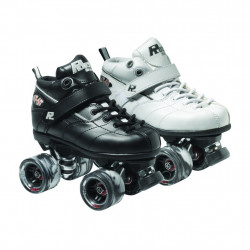 Roller quad - Rock GT 50 noir SUREGRIP ROLLER QUAD